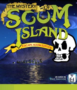 The mistery of Scum Island-Toledo
